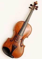 Violin en el Tango